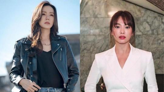 Terpesona Kecantikan Son Ye Jin dan Song Hye Kyo