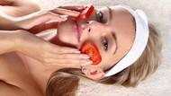 Skincare Alami dalam Tomat Bisa Tingkatkan Kolagen dan Kelembapan Kulit
