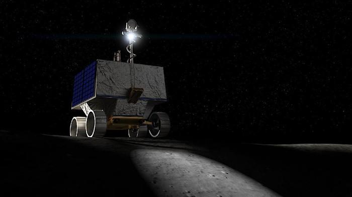 Viper Rover Bulan