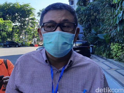 Wakil Sekretaris Gugus Tugas Percepatan Penanganan COVID-19 Surabaya Irvan Widyanto