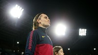 Griezmann Dicadangkan Lawan Atletico, Rivaldo: Ada yang Salah di Barca