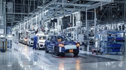 SUV Listrik Pertama BMW Buatan China Mulai Diumbar