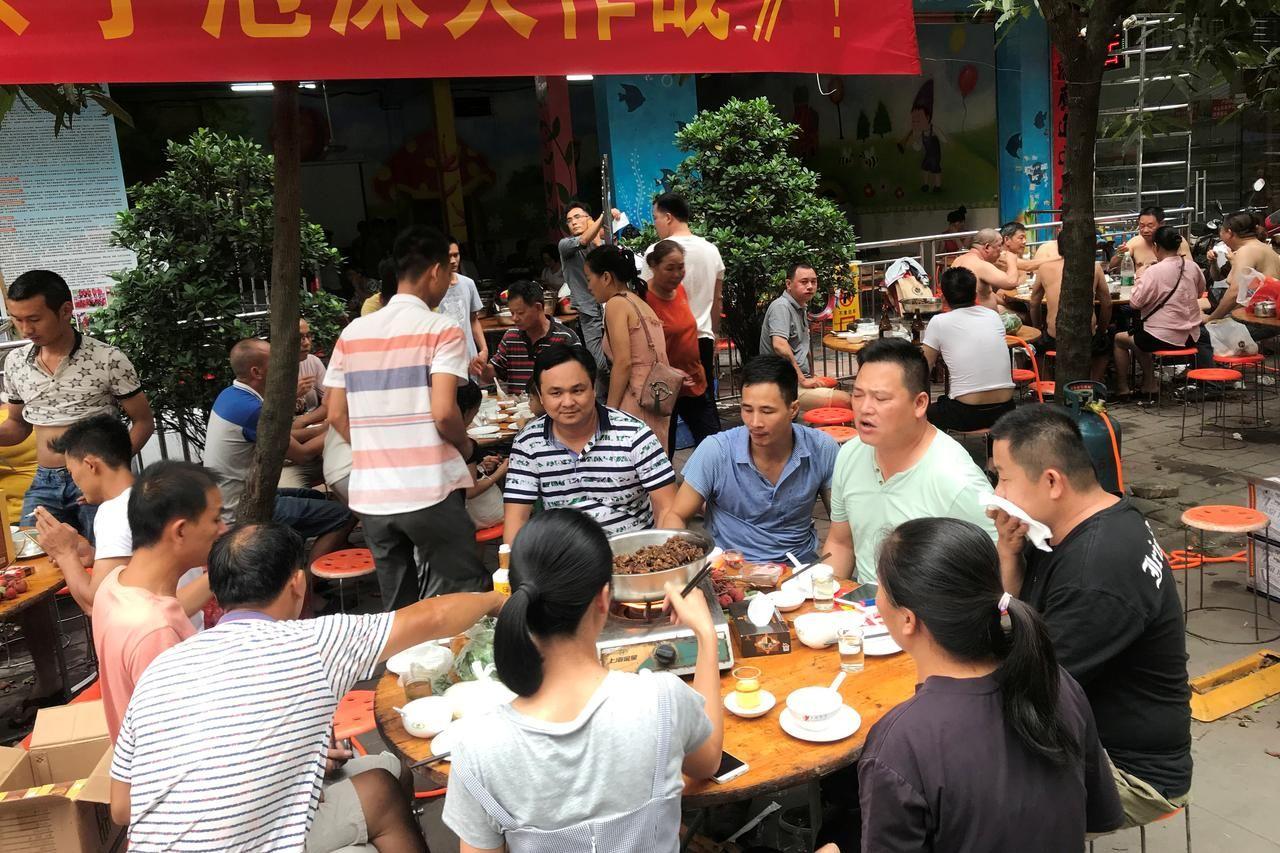 Festival Daging Anjing di Yulin