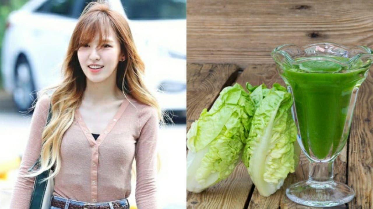 idok kpop diet