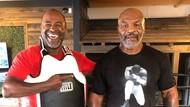 Satu Lagi Video Latihan Mike Tyson yang Bikin Ngeri