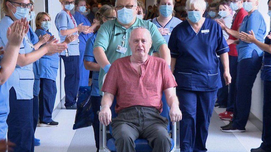 Pasien Corona Berumur 61 Tahun Sembuh Setelah 56 Hari Dirawat di ICU