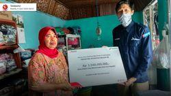 Pertamina Salurkan Rp 1,54 Miliar Bantu Mitra Binaan Hadapi New Normal
