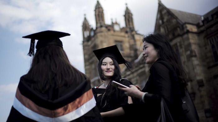 Pertikaian Berlanjut, China Tuding Australia Tak Aman Untuk Kuliah