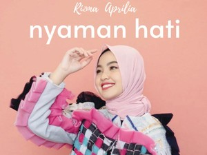 Rizma Aprilia, Jebolan Sunsilk Hijab Hunt Rilis Single Perdana Nyaman Hati