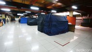 PPKM Level 4 di DKI: Mal Tutup, Peribadatan Berjamaah Dilarang