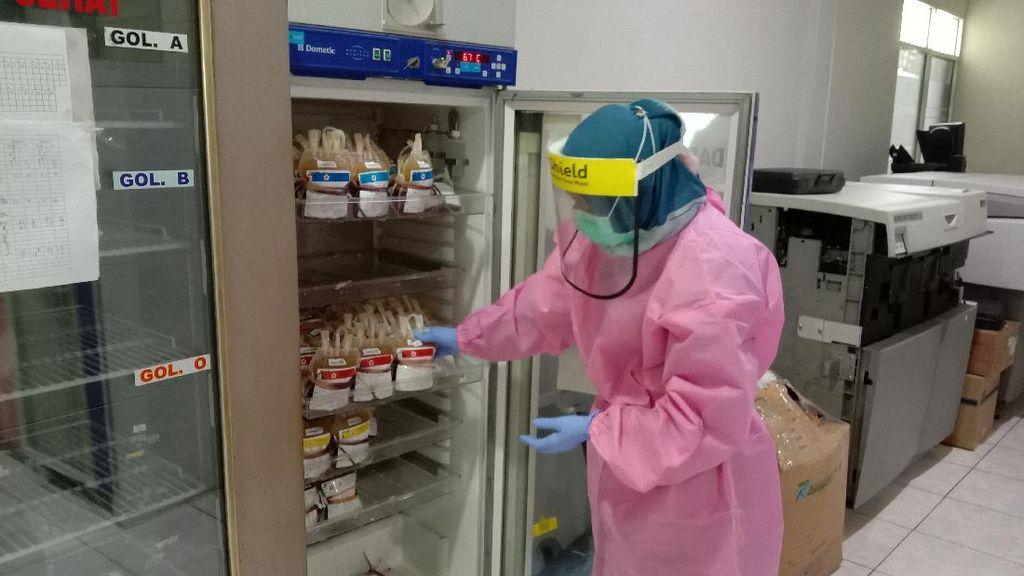 Pandemi Corona, Stok Darah di Kudus Turun 70 Persen