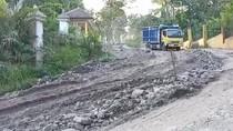 Ramai Video Jalur Evakuasi Merapi di Klaten Rusak Parah, Ini Kata Pemkab