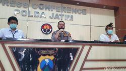Pengakuan Seniman Surabaya ke Polisi Soal Tantangan Hirup Mulut Pasien COVID-19