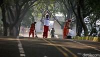 Anies Perpanjang Fase I PSBB Transisi, KSP: Arahan Jokowi Jelas