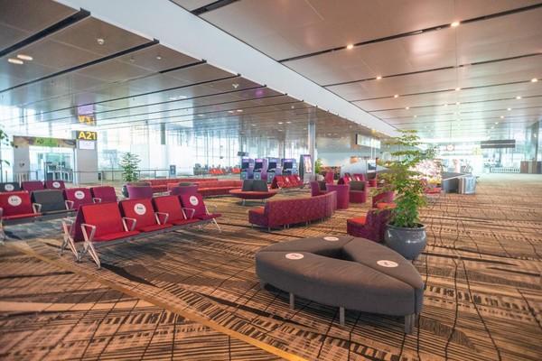 THA hanya berada di di Terminal 1 dan 3. (Changi Airport Group)