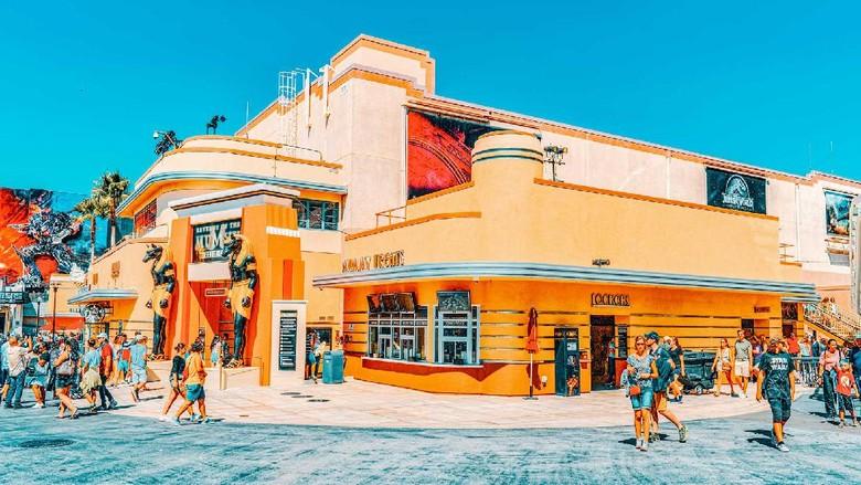 Universal Studio CityWalk Hollywood