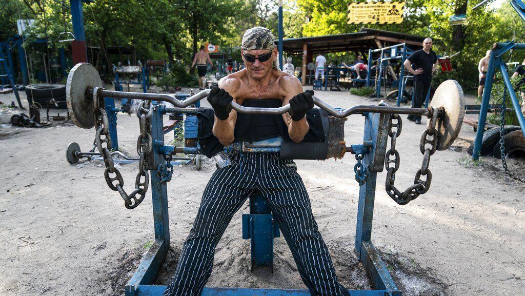 Ukraina Punya Gym Populer Berusia Lebih dari 40 Tahun
