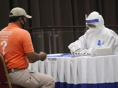 Jelang Buka Kembali, Ancol Rapid Test Seluruh Karyawan