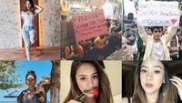 Inilah deretan foto Anya Geraldine yang paling disukai netizen pada 2019 lalu, bagaimana dengan 2020?Dok. Instagram/anyageraldine