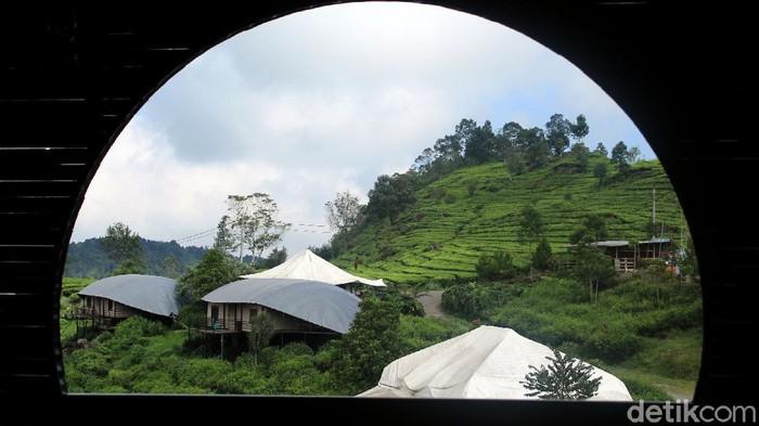 Destinasi wisata Glamping Lakeside di Ciwidey, Bandung, rencananya akan kembali dibuka esok. Protokol kesehatan pun disiapkan jelang pembukaan tempat wisata itu