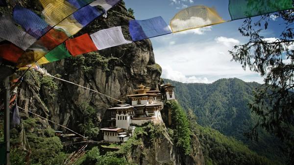 Asia memiliki beberapa tujuan yang paling banyak dikunjungi wisatawan dunia. Benua ini juga memiliki batasan pariwisata paling ketat selama pandemi. Bhutan masuk di dalamnya (Foto: Istimewa)
