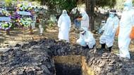 Seorang Bidan di Bojonegoro Meninggal, Pemakaman Gunakan Protap COVID-19