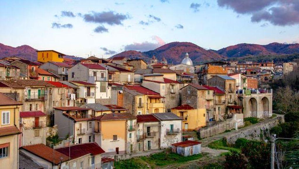 Rumah Bebas Corona di Italia Dijual Rp 16 Ribu Saja, Mau?