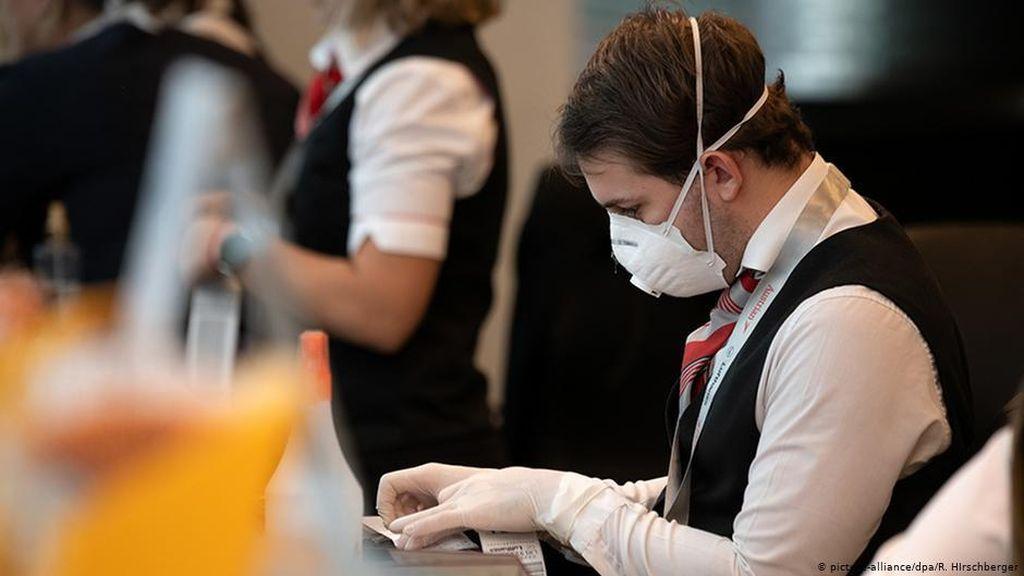 Dampak Corona, Lufthansa Akan Hapus 22.000 Tempat Kerja
