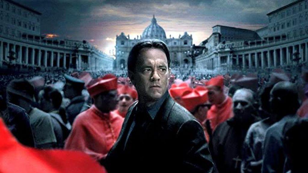 Sinopsis Angels & Demons di Trans TV, Film Tom Hanks Tentang llluminati