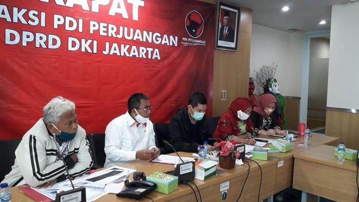 FPDIP DPRD DKI Jakarta soal RTH Pluit