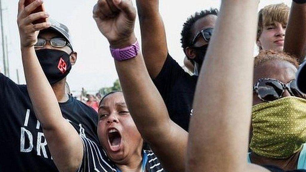 Al-Qaida Coba Tumpangi Aksi Protes Black Lives Matter