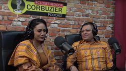 Krisdayanti dan Raul Lemos di Podcast Deddy Corbuzier Banyak Dislike