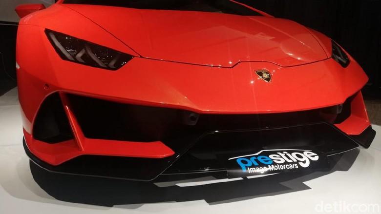Lamborghini Huracan Evo AWD Mendarat di RI