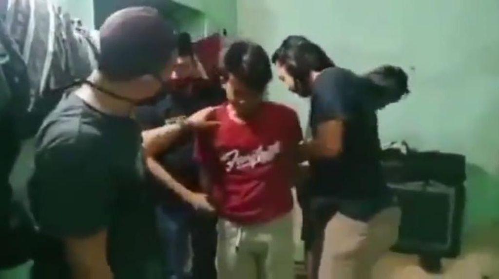 Ironi Happy Birthday Pencuri saat Dibekuk Polisi