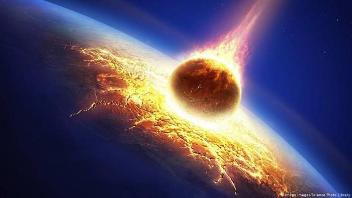 NASA: Belasan Asteroid Lintasi Bumi di Bulan Juni