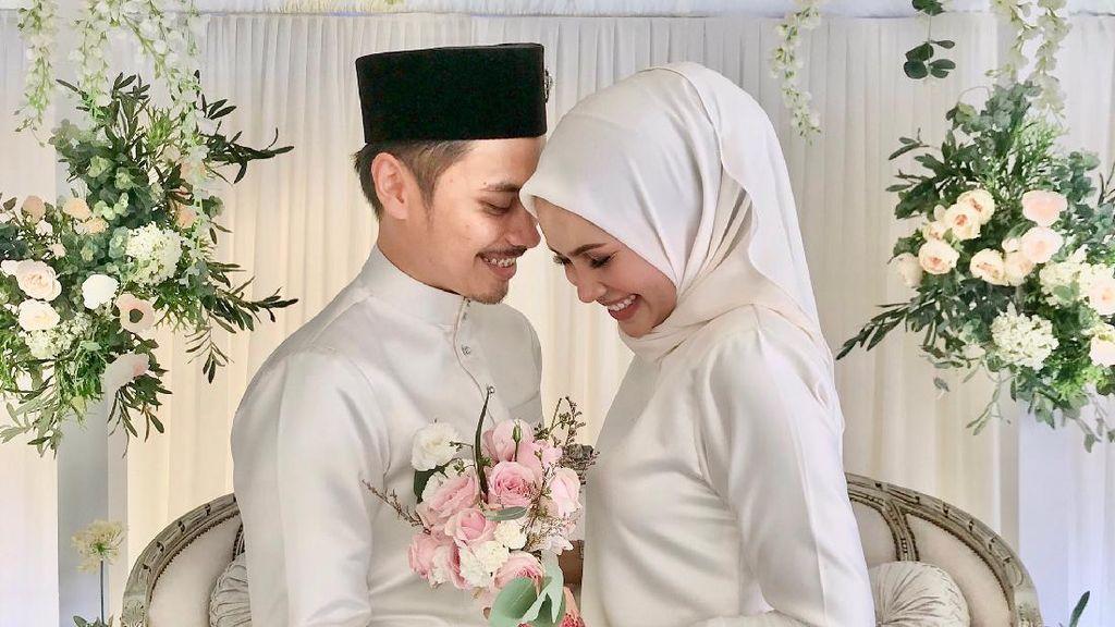 Kisah Manis Pasangan Berakhir Nikah, Awalnya dari Balas Status di Twitter
