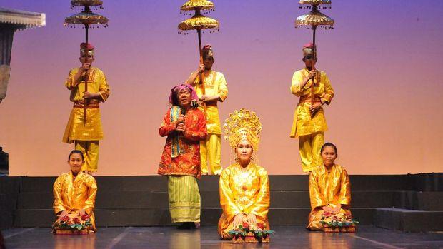 Pertunjukan Indonesia Kita 'Mak Jogi'
