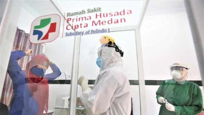 RS BUMN Ini Operasikan Lab PCR untuk Corona