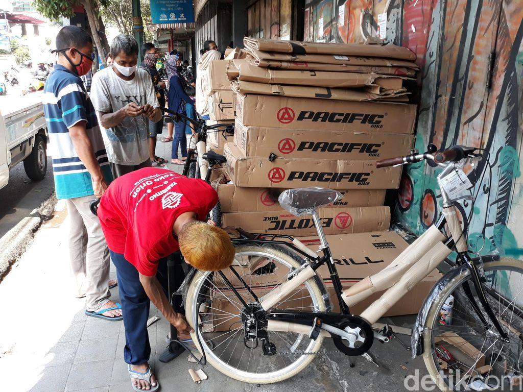 toko sepeda di yogyakarta