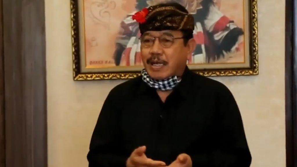 Buka Wisata Buat Wisman, Pemprov Bali Lihat Sikon