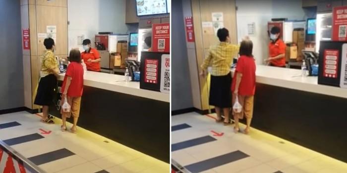 Wanita dituntut 6 bulan penjara karena ludahi pegawai KFC