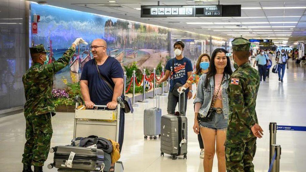 Bandara Phuket Dibuka Lagi Usai Ditutup karena Pandemi Corona