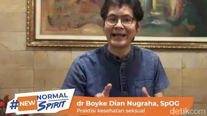 dr Boyke Dian Nugraha, SpOG