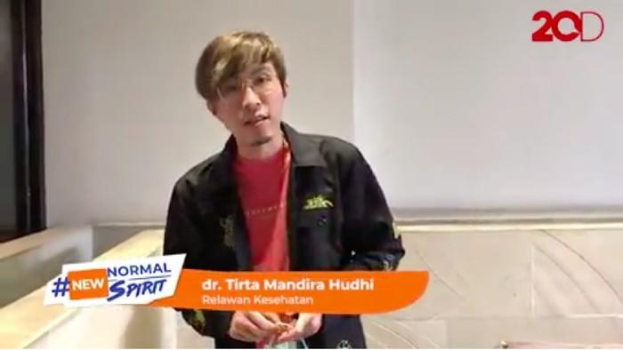 dr Tirta Mandira Hudhi