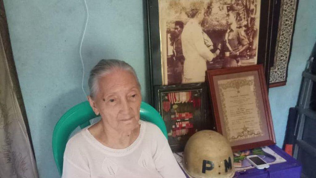 Potret Pilu Istri Pengawal Bung Karno yang Kini Sakit dan Butuh Bantuan