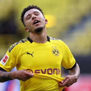 Rumor Transfer: Jadon Sancho Minta Dilepas Dortmund, Ngebet ke MU