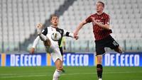 Jadwal Siaran Langsung AC Milan Vs Juventus Dini Hari Nanti