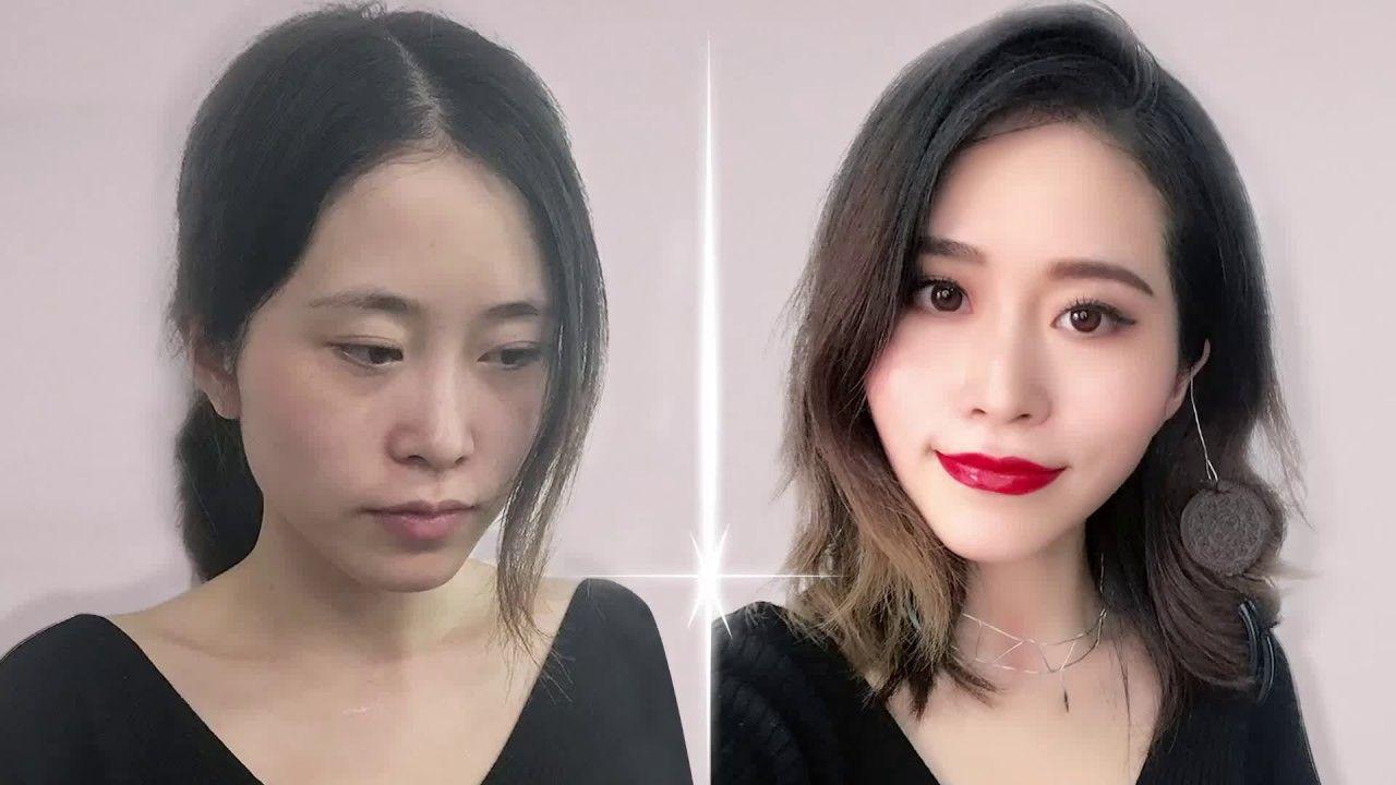 Make Up Pakai Makanan