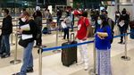 Penampakan New Normal di Bandara