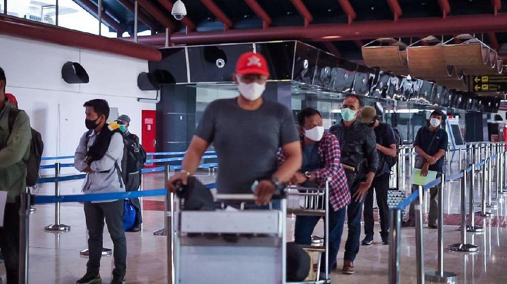 Pakar Nilai Tak Perlu Ada Aturan Tes Corona di Protokol Perjalanan Dalam Negeri